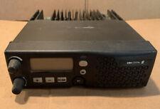 Ericsson Mobile Radio Krd 103 14321 R1a 2 Way Mobile Radio 800 Mhz 25 Watt 3