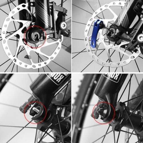 Mountain Bike Wheel Skewer Quick Release Lever Clamp Bolt Axle  Bicycle  Shaft