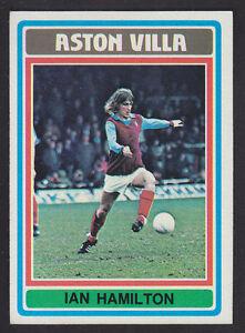 Topps - Footballers (Blue Back) 1976 - # 263 Ian Hamilton - Aston Villa