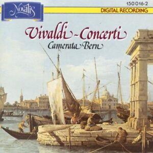 Vivaldi: Konzerte / Camerata Bern - CD