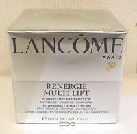 Lancome Renergie Multi - Lift 50ml - - Creme Legere ( Light) - Bnib