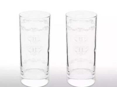 Hendricks Gin Tall Glass X 2