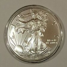 2016 Silver American Eagle 1 Oz Coin .999 Fine Brilliant Uncirculated!