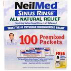 NeilMed NeilMed Sinus Rinse - 100 Pack