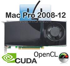 "NVIDIA Quadro FX 4800 1.8 GB Video Card  Mac Pro 2008-12/Cinema 30""/FCPX/10.9"