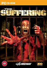 THE SUFFERING - FANTASTIC PC DVD GAME! - NEW & SEALED