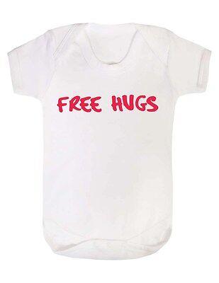 Wittle Wabbit Rabbit Baby Grow Bodysuit Vest Funny Humour Gift Cute