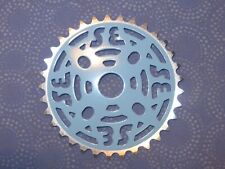 """New SE BMX Painted Painted Red 33T Chain Ring for 1//2/"""" x 1//8/"""" Chains"""