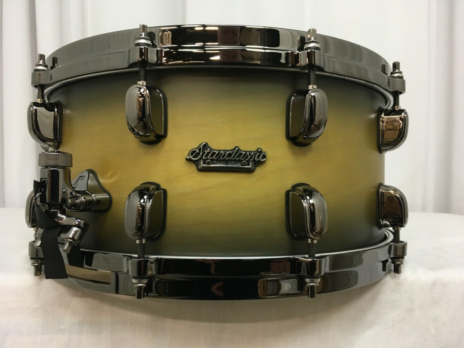 Tama Starclassic Maple 14  Dia. X 6.5  Deep Snare Drum Harvest Dusk Burst New