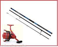 Mitchell Catch 13ft Beachcaster Sea Beach Fishing Rod & Ocean Reel