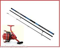 Mitchell Catch 13ft Beachcaster Sea Beach Fishing Rod & Ocean Reel