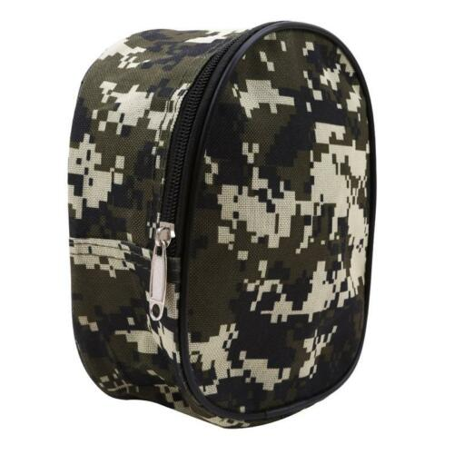Portable Fishing Tackle Handbag Shoulder Reel Bag Waist Carry Outdoor Sports LT