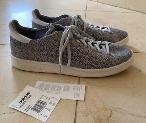 separation shoes 6a0c2 881ea Image is loading Adidas-Originals-Stan-Smith-Primeknit-NM-B27152-9-