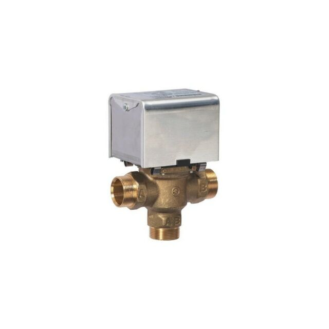 Siemens CMV322 3 Port 22mm Mid Position Motorised Valve | eBay