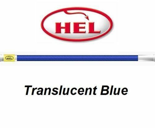 HEL Suzuki TU250X 1997 2000 Braided Stainless Brake Line Hose