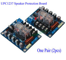 1pair High quality Mono UPC1237 mirror symmetry circuit Speaker protection board