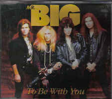 MR Big-To Be With You cd maxi single