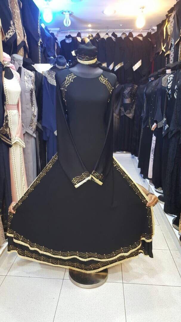 Progettazione più recente Stile Dubai Abaya Caftano Farasha Maxi Abito Abito Abito Caftano jilabiya 3f9063