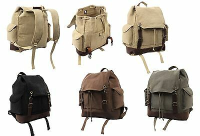 Vintage Expedition Rucksacks - Camping,Hiking,Outdoor Adventure Backpack Bags