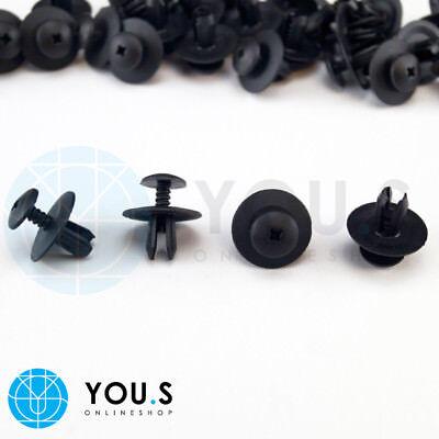 10 X Paraurti Clip Per Bmw 3er 5er 6er 7er 8er X5 Z3 Z4 Z8 - 51131885399-