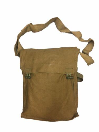 Messenger Bag Spalla Borsa Maschera Esercito Ceco Haversack