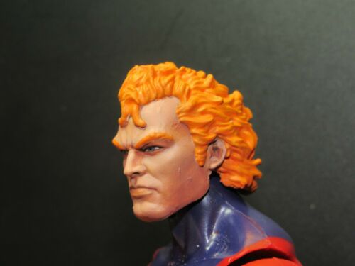 HEAD ONLY Marvel Legends Custom painted Head X-men Banshee Arcade