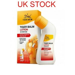 Tiger Balm Lotion 80ML Extra Strength Pain Relief Back Pain Shoulder Pain Relief