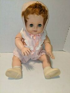 Vtg-1950-039-s-Multi-Jointed-MME-Alexander-Playpal-Size-Baby-Kathy-Doll