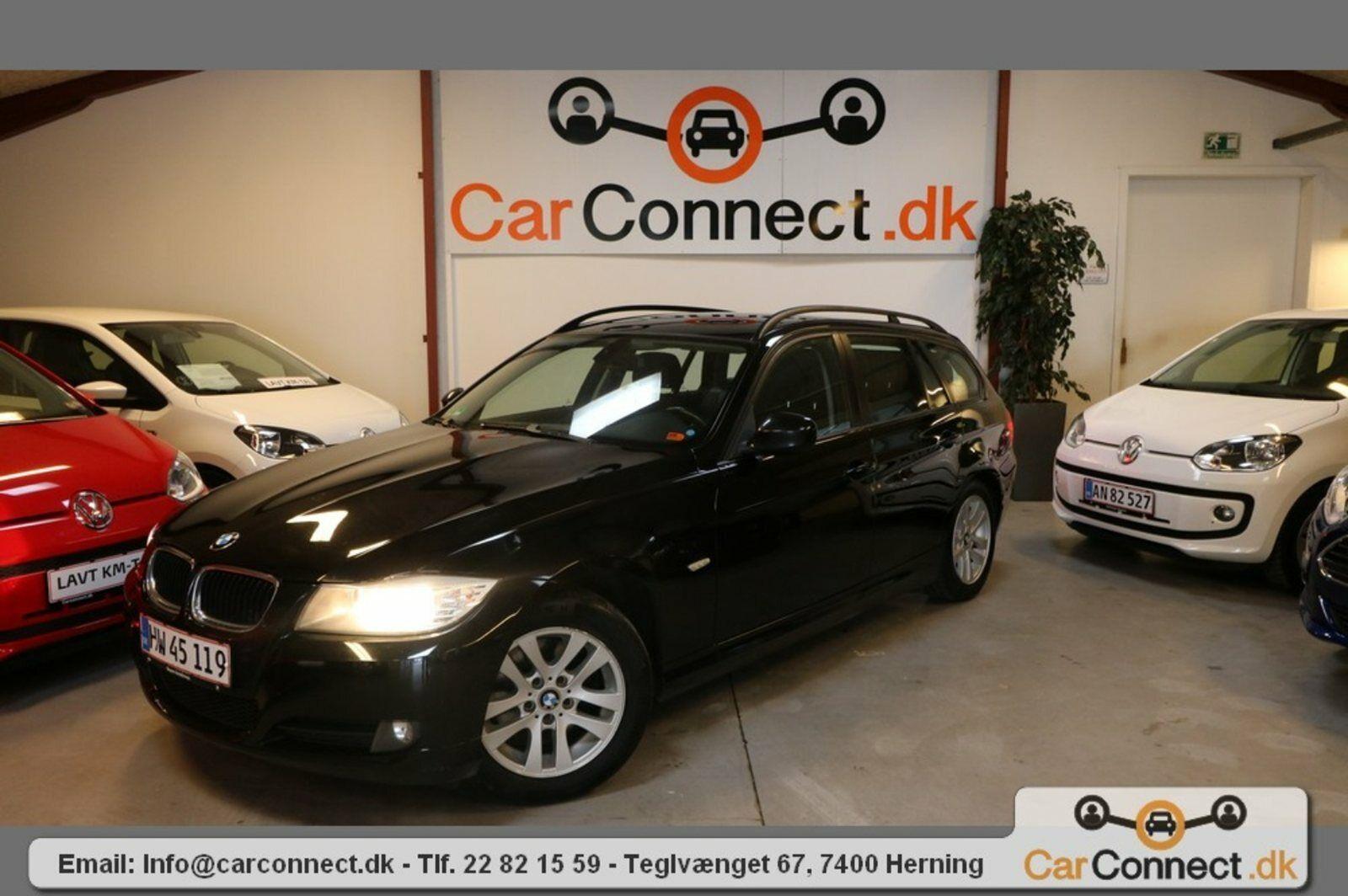 BMW 318d 2,0 Touring 5d