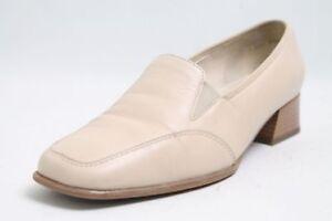 Ara Schuhe beige Leder Vario Schuhweite H 1/2 Gr. 38 (UK 5)