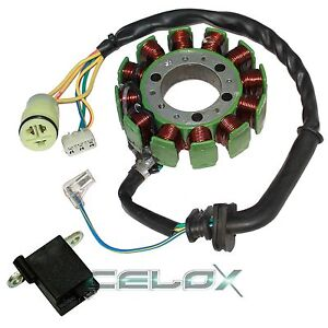 stator pickup coil fit honda trx300 trx 300 fourtrax 300. Black Bedroom Furniture Sets. Home Design Ideas