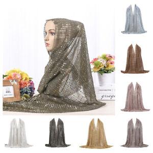 Women-Lady-Scarf-Hijab-Wrap-Shawls-Sequins-For-Muslim-Islamic-Headscarf-Scarves