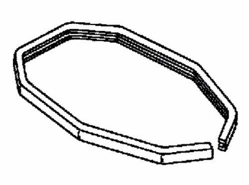 New Mercury Mercruiser Quicksilver Oem Part # 15866  3 Seal
