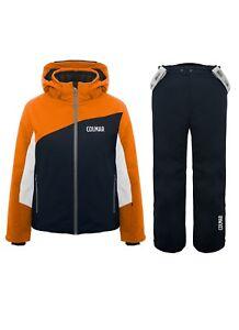 1166s new winner bianco completo uomo sci colmar neve giacca