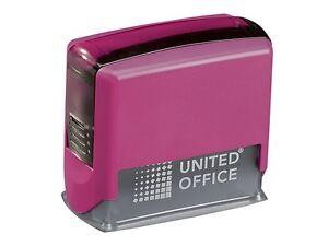 sello de autocomposicion tampon imprentilla oficina