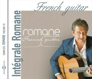 Romane-French-Guitar-Complete-Romane-Vol-10