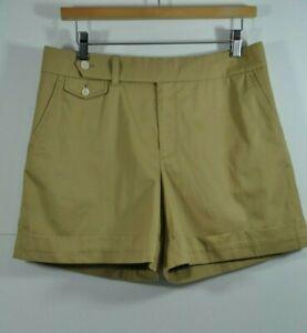 Women-039-s-Ralph-Lauren-Golf-Stretch-Cotton-Hogan-039-s-Casual-Shorts-Size-6