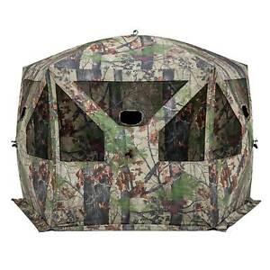 Barronett Blinds Pentagon Bloodtrail Camo Large Ground Hunting Blind (Open Box)