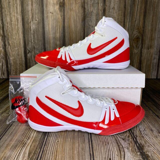 Nike Freek Le Wrestling Shoes White