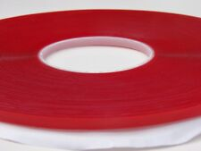 JVCC DC-UHB20FA-C Ultra High Bond Double Coated Tape 1//4 in Clear x 36 yds.