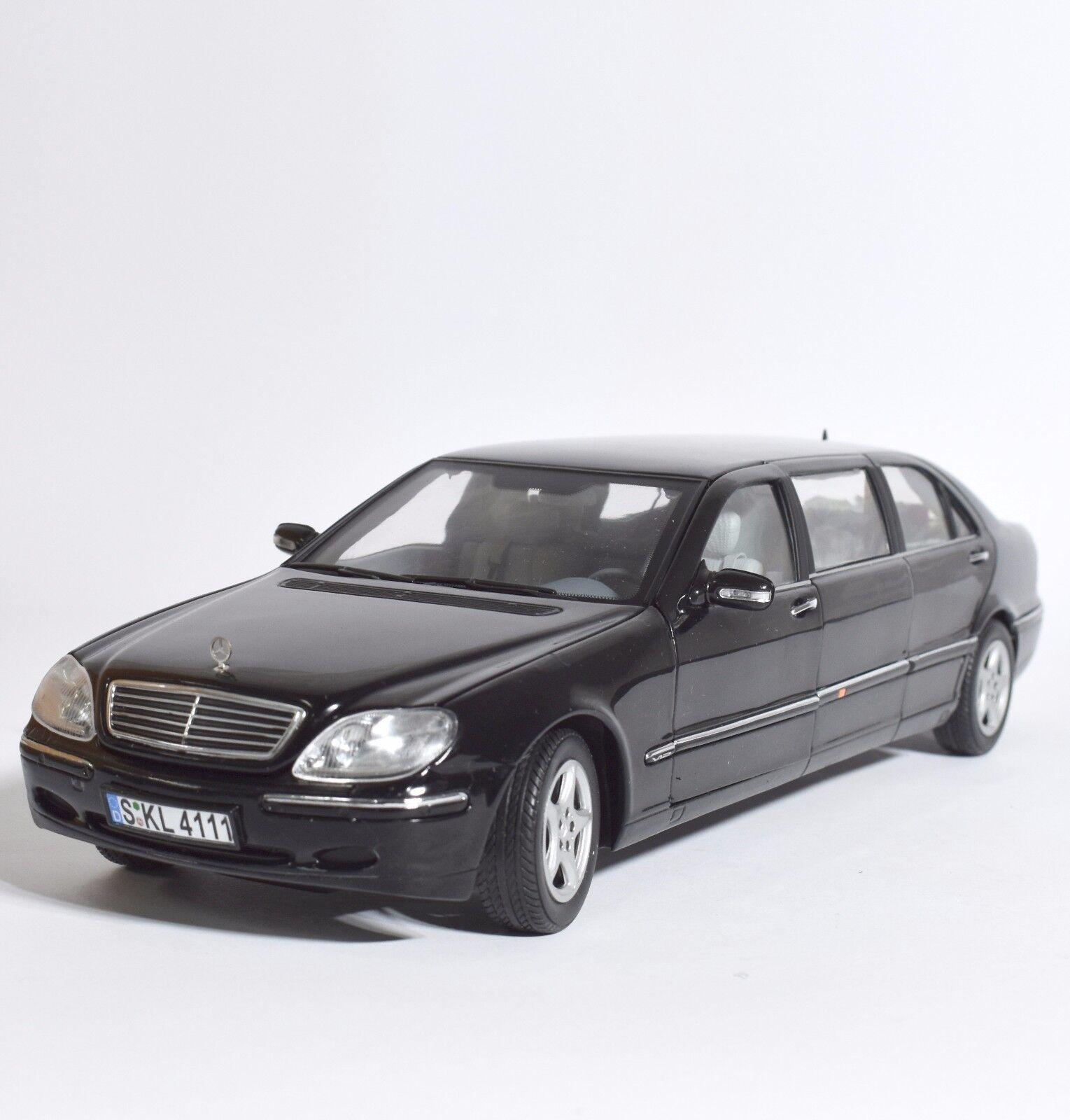 Sun star 4111 mercedes - benz 600 pullman s - klasse limousine, 18, ovp
