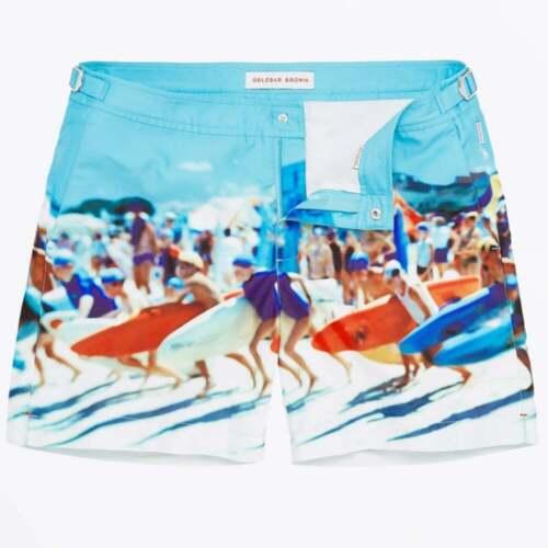 Orlebar Brown Bulldog Happy Sandboys Swim Shorts 3