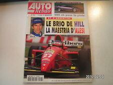 ** Auto Hebdo n°978 Renault Laguna 2.0S RTI / F1 GP d'Argentine / Audi S6 4.2