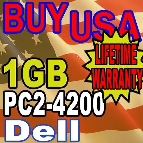 1GB Dell Dimension E521 XPS 400 Gen 3 4 5 Memory Ram