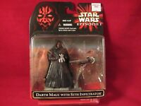 Star Wars Episode 1 - Darth Maul With Sith Infiltrator (1016dj42) 84409