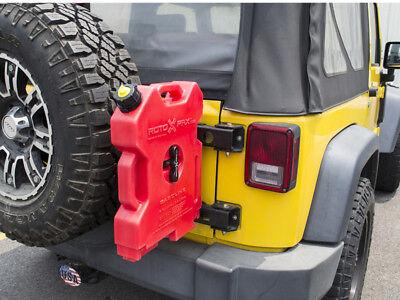 New MORryde Jeep JK Hi-Lift Jack Carrier for HD Hinge Kit JP54-010