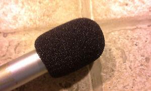 Windscreen-Windsock-for-Kenwood-MC-85-Microphone-New-in-Package