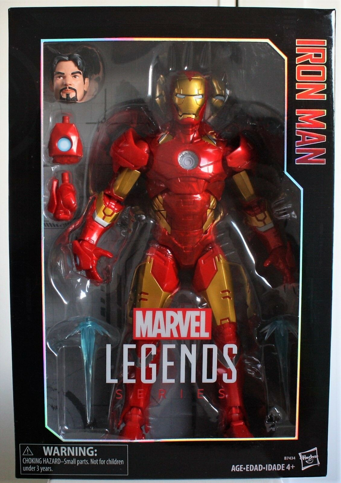 MARVEL Legends Series IRON MAN