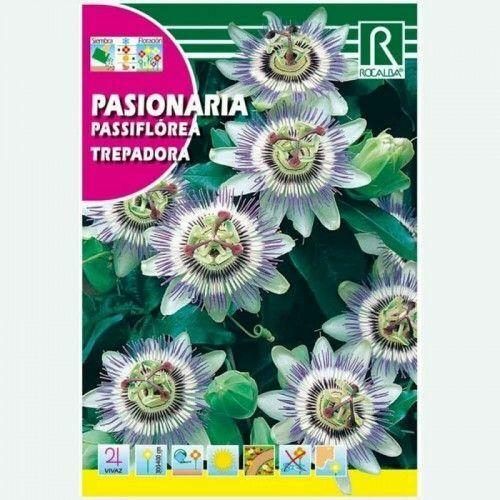 PASSIFLORA PASIONARIA TREPADORA - SOBRE  0,5G