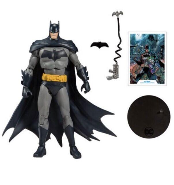 "McFarlane DC Multiverse Modern Batman Detective Comics 1000 7"" Action Figure MOC"
